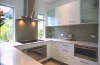 Glass Splashback. Sorrento, Gold Coast
