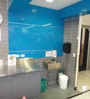Glass Cladding to Deli at IGA Coffs Harbour
