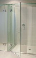 Stunning Frameless Shower Screen Byron Bay