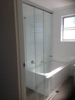 Luxury 3 door sliding shower screen. Call Today for a Free Quote. Gold Coast