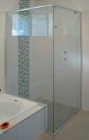 Semi Frameless Shower Screen Gold Coast