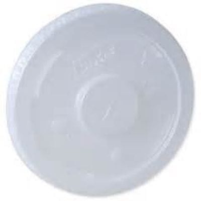 ROUND SLOTTED LID TO SUIT 24OZ COLD PAPER DRINK CUP