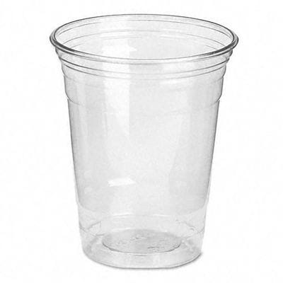 NATURAL PP PLASTIC COLD DRINK CUP 200ML