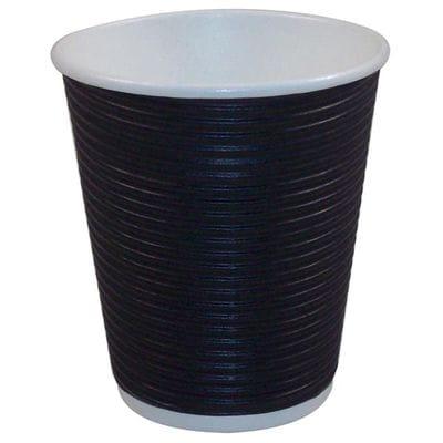 4 oz triple wall cup black