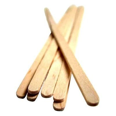 Wooden Stick Stirrers 140 mm long