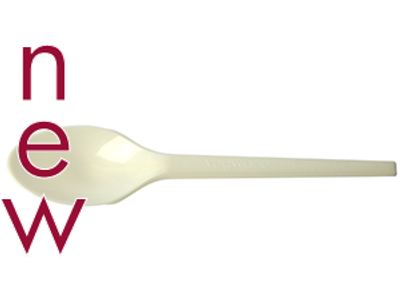 6.5in RCPLA compostable spoon