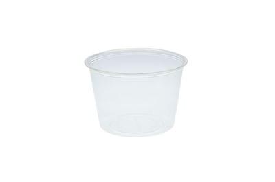 4oz PLA cold portion pot