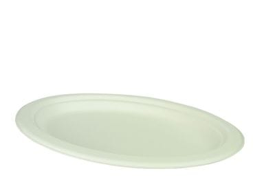 10in oval plate