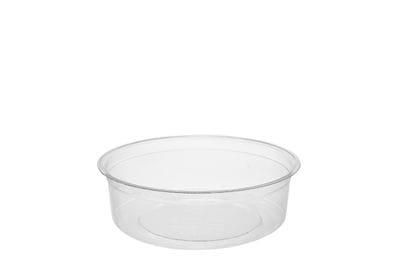 8oz PLA round deli container