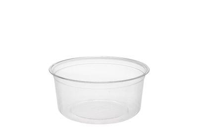 12oz PLA round deli container