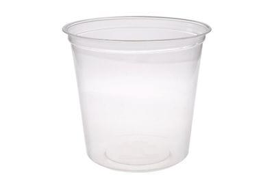 24oz PLA Deli container