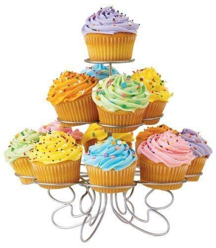 13 Piece Wilton Cupcake Stand