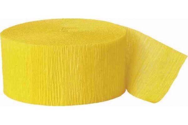 81ft Streamer Yellow