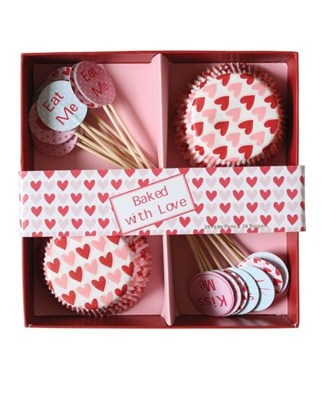 Baked With Love Set 48 Piece