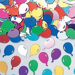 Balloon Shape Confetti