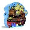 Djeco - Barbarossa Boat Puzzle