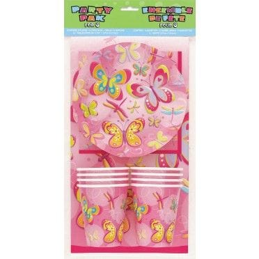 Butterfly and Dragonfly Party Pack 8