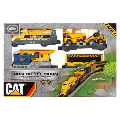 CAT Iron Diesel Train