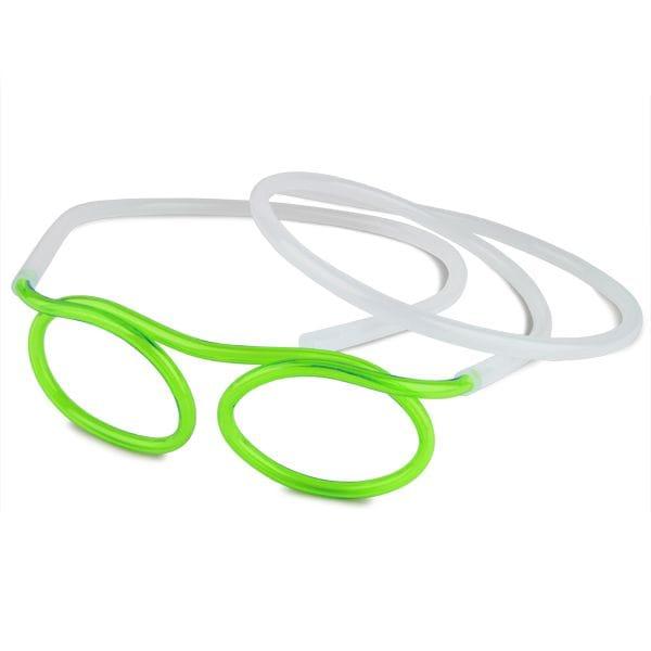 Crazy Straw Glasses