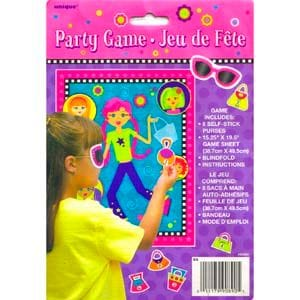 Girls Fashion Party Game