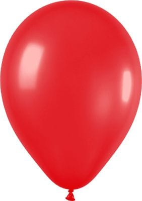 Latex Balloon Red