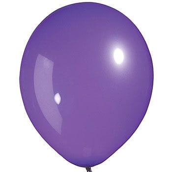 Latex Balloon Purple