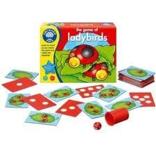 The Game Of The Ladybirds