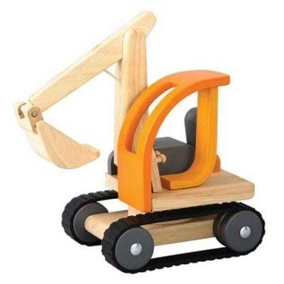 Plan Toys - Excavator
