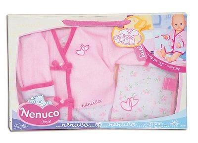 Nenuco -  Bath Time Basic Clothes
