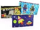Pencil Cases Assorted - Boys