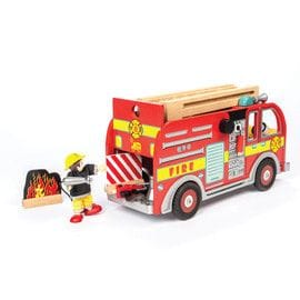 Fire Engine Set - LE TOY VAN