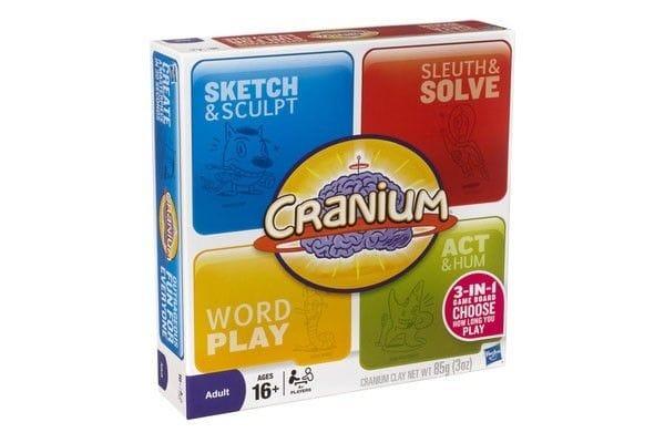Cranium 2.0 Game