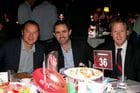 Tom McClure from The Melbourne Football Club and his Guests