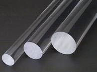 Acrylic Clear Rod Dia.35mm x 1M Long