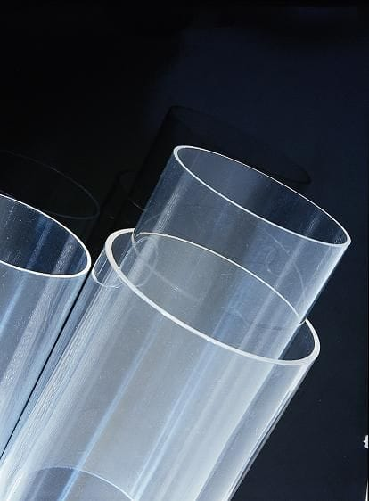 Acrylic Clear Tube Dia.35mm x 2mm x 1M long  Tube clear.