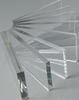 A3 size Acrylic Clear Cast Sheet 420 x 297 x 8mm thick. Sign Display.