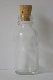 Glass Mini Bottle | 50ml