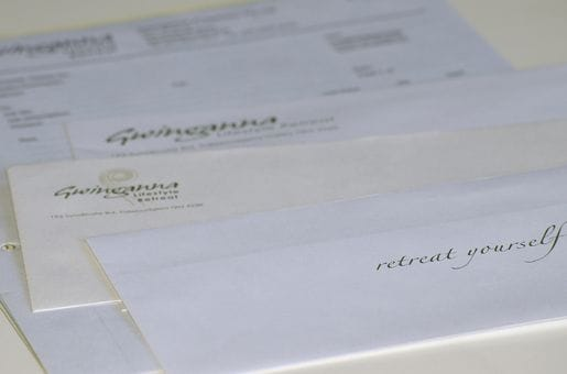 Gwinganna Envelopes and Forms