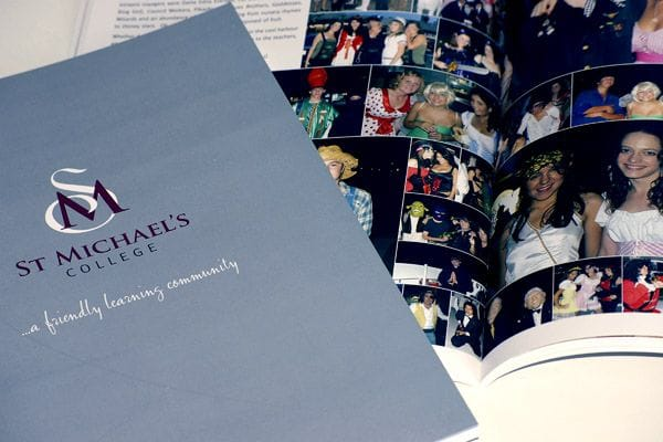 St Michaels 2006 Yearbook