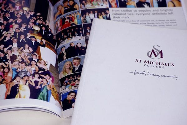 St Michaels 2005 Yearbook