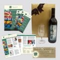 Cedar Creek<br><i>Posters, Banners, Wine Labels, Wine Glass, Packaging, Newsletter and Christmas Cards.</i><br>