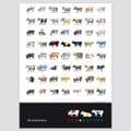Cow Parade<br><i>Poster.</i><br>