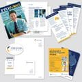 IMED Network<br><i>Newsletters, Advertisements, Letterhead, Comp Slips, Business Cards, Stickers and Flyers.</i><br>