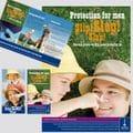 Queensland Cancer Fund<br><i>Brochure Design and Poster.</i><br>