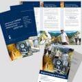 IMED Network<br><i>Flyer and Brochure Design.</i><br>