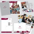 St Michael's College<br><i>Yearbook, Annual Report, Letterhead, Business Card, Envelope and Calendar.</i><br>