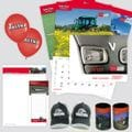 Valtra Tractors<br><i>Wall Callendar, Balloons, Letterhead, Magnetic Notepad, Caps and Stubbie Holders.</i><br>