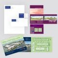 Gallagher Development Group<br><i>Letterhead, Comp Slip, Business Card and Brochure Design.</i><br>