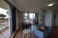 1 Bedroom Lounge balcony