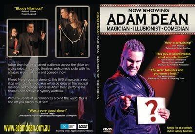 Adam Dean DVD